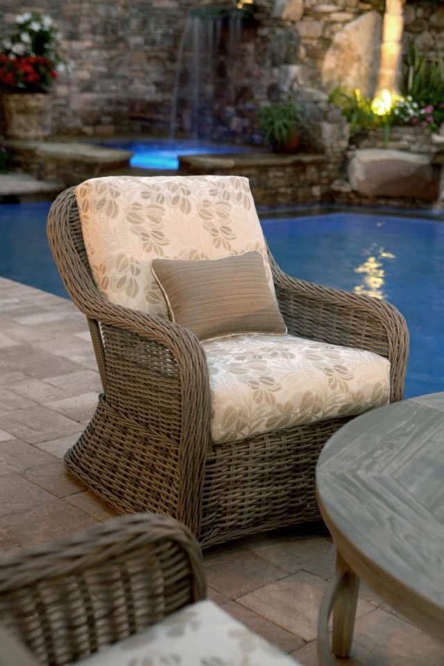 Bellevue Club Chair