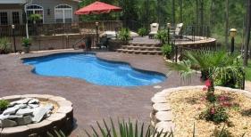 Freeform Swimming Pool