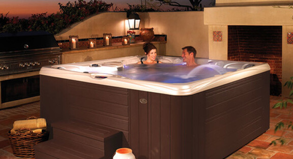Hot Tub Health Benefits: Hydrotherapy