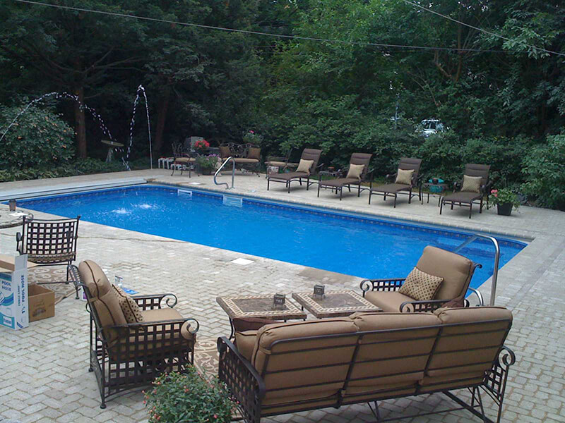 Owning A Pool northlake custom swimming pool chicago pool builder